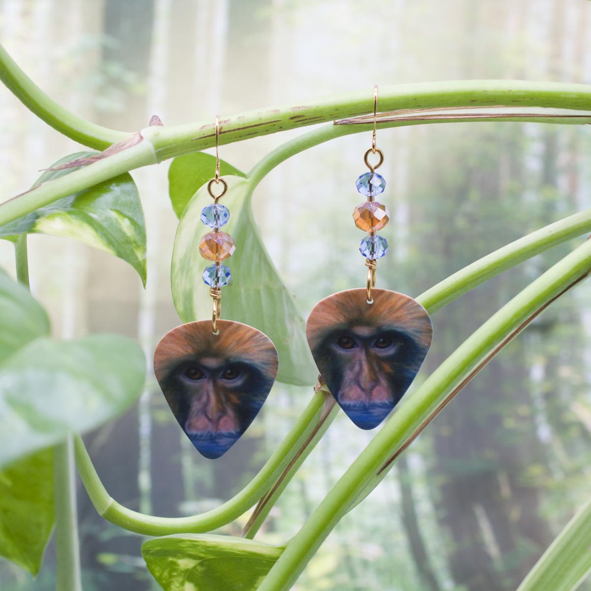 Mac Earrings