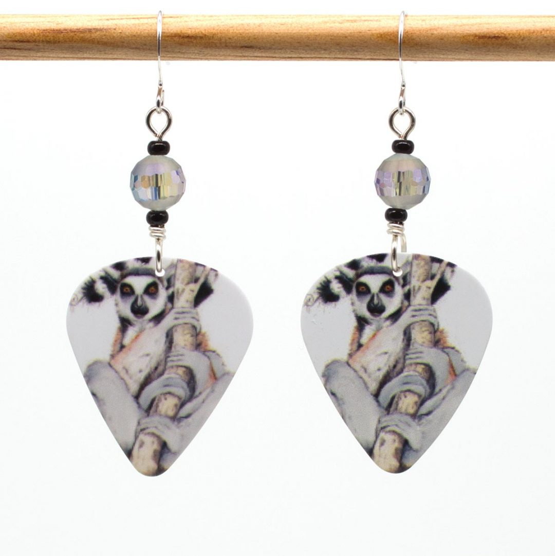 Tell No Tail Earrings