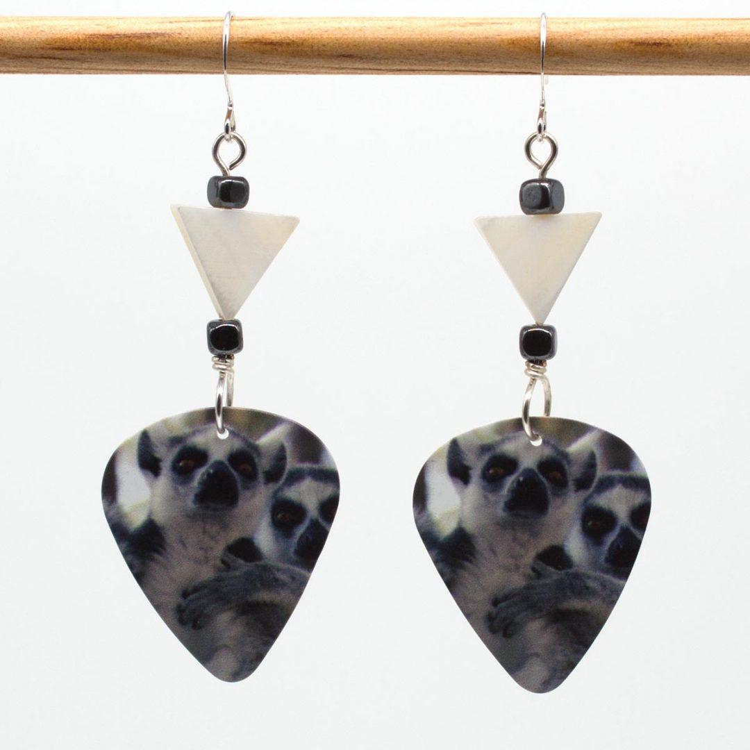 Rinda and Sambatra Earrings