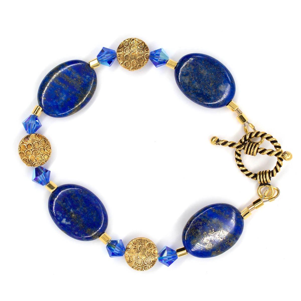 B504 - Sapphire Dreams Bracelet