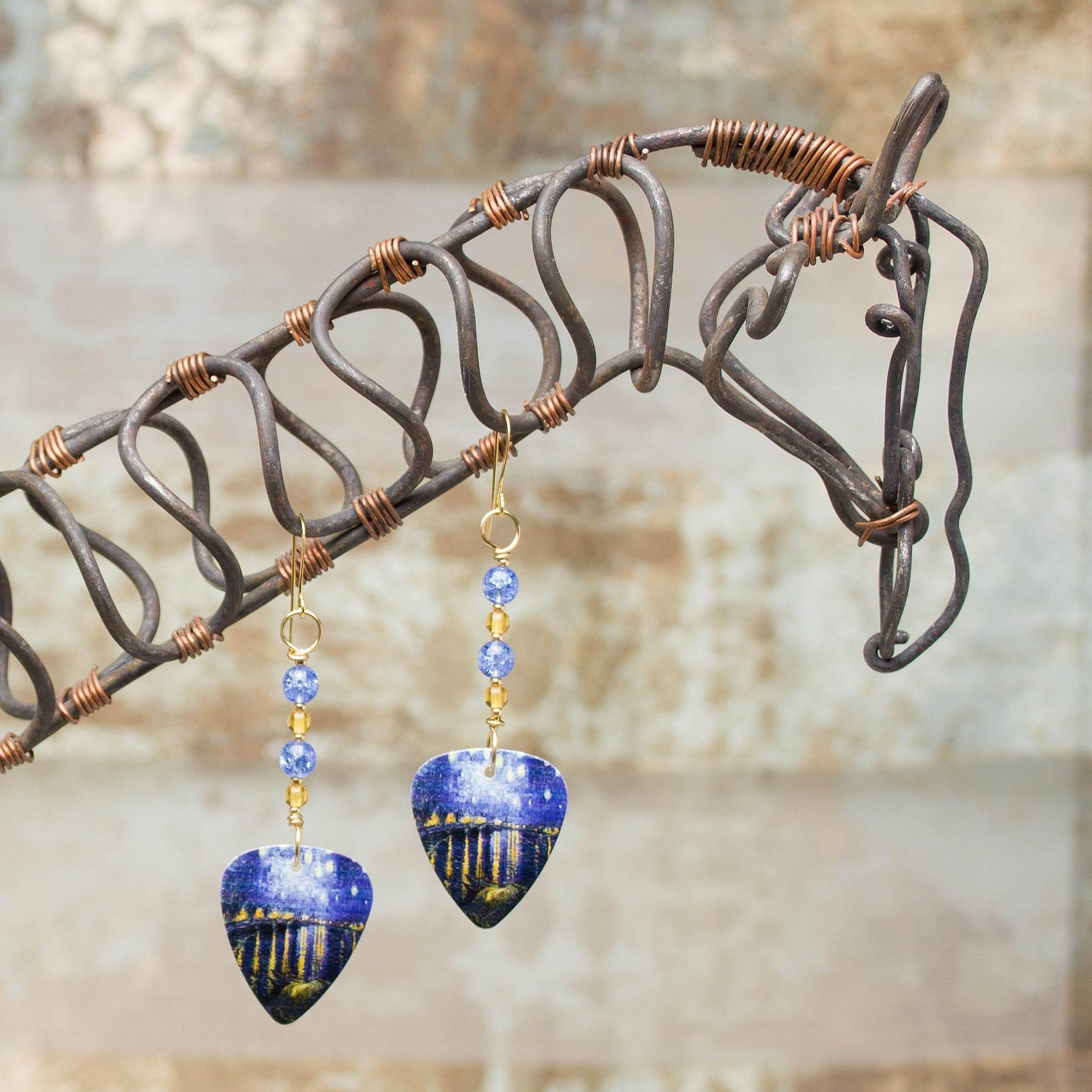 Mystic Blues Necklace