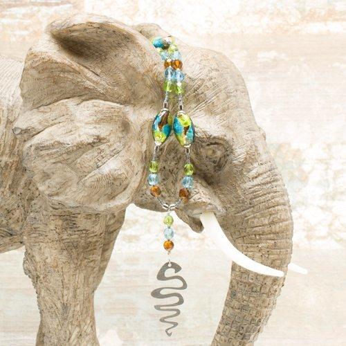 Sea Snake Necklace