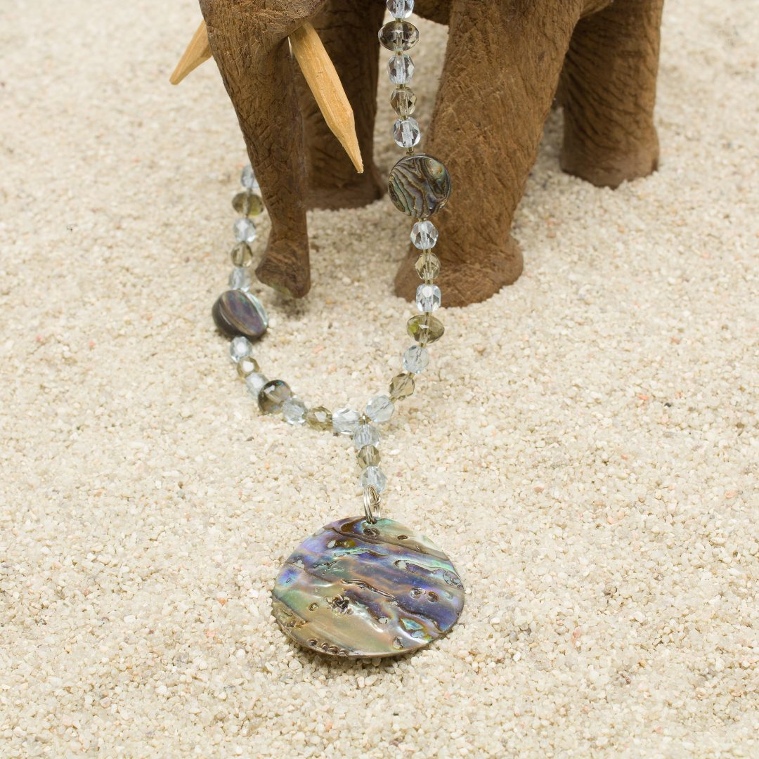 N282 - Calm Seas Necklace